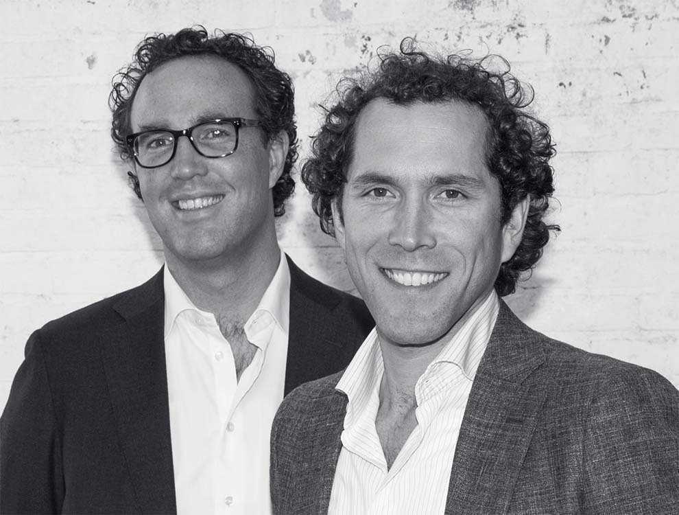 Advocaat Vincent Melens en Advocaat Mathieu Vreeswijk