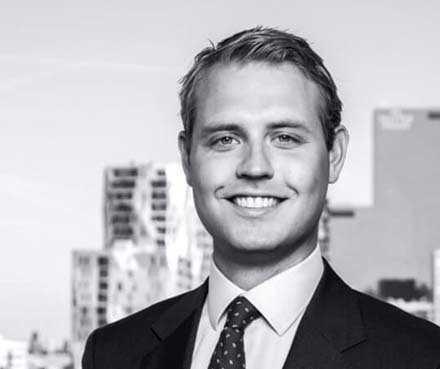 Lawyer Willem van Agt